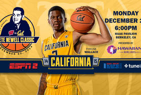 Cal Hosts No. 6 Wisconsin In Monday Night Showdown At Haas