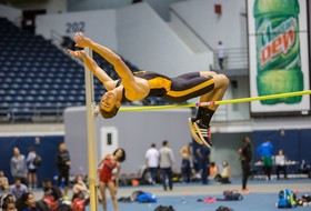 Sun Devils Head to NAU for Indoor Opener