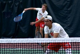 Men's Tennis Completes Day Two of Utah invitational