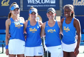 Forbes Sweeps All-Bruin Regional Championships