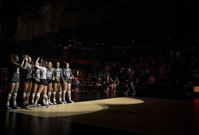 Eight Volleyballers Earn Pac-12 Honor Roll Recognition