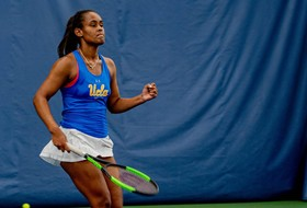 Women's Tennis Wins Top-10 Clash to Reach Semis