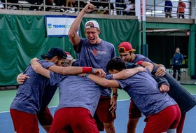 No. 1 USC Wins ITA National Team Indoor Championship