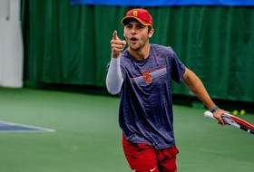 No. 1 USC Men Stage Semifinal Comeback Win To Earn Spot In ITA Indoors Championship Match