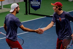 No. 1 USC Men Step Into ITA Indoor Semis With Shutout Of No. 8 Stanford