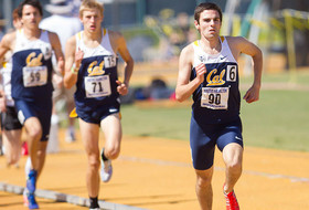 Bears Impress on Day One of MPSF Indoor Championships