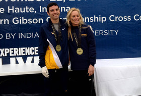 Walden, Knights Earn All-American Status At NCAA Championships
