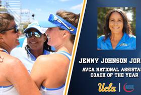 Jenny Johnson Jordan Earns National Award