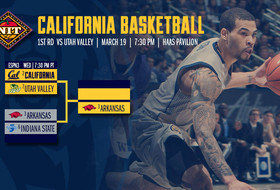 Golden Bears & Wolverines Tangle In NIT Wednesday at Haas