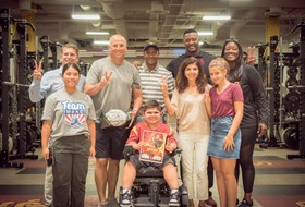 Alex Pappas Llauro Becomes Honorary Member of USC Football