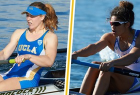 Edwards, Jacquet Compete at World Rowing Championships