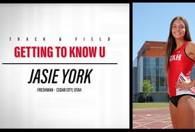 Getting To Know U: Jasie York