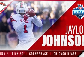 Jaylon Johnson Drafted By Chicago Bears In Second Round