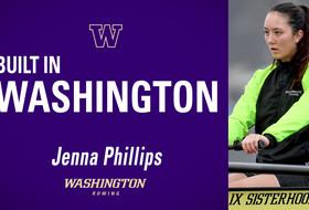 Built In Washington: Jenna Phillips