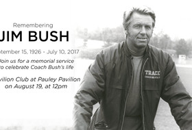 Jim Bush Memorial Scheduled for Aug. 19