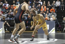No. 9 @ASUWrestling Opens Pac-12 Schedule at Oregon State
