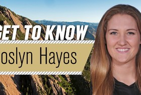 Get To Know: Joslyn Hayes