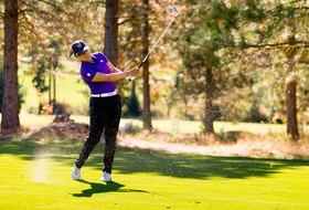 UW in Sixth Heading Into Final Round at NCAA Regionals; Alvarez Tied for Second