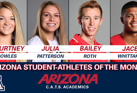 May Student-Athletes of the Month Announced