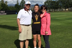 Get to Know @SunDevilWLax's Kristina Coppinger