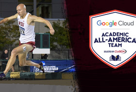 Kyler Little Named to the 2019 Google Cloud Academic All-America First Team
