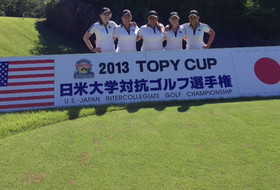 Women's Golf To Tee It Up In Japan