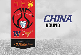 Details Set for UW's 2015-16 Season Opener in China vs. Texas