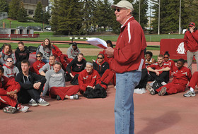 WSU-UW Dual Meet May 3 at Mooberry Track