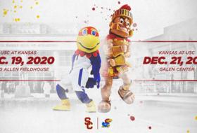 USC Announces Series Against National Power Kansas Set To Begin In The 2020-21 Season