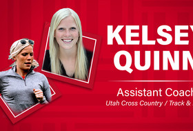 Utah Cross Country/Track & Field Hires Kelsey Quinn as Assistant Coach