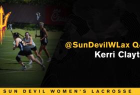 Get to Know @SunDevilWLax's Kerri Clayton