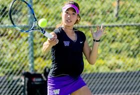 Kobayashi, Prokopuik fall at Riviera/ITA Women's All-American Championships