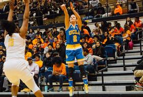 No. 10 UCLA Thwarts North Carolina A&T, 83-42