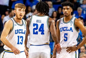 Men's Basketball Prepares for Pac-12 Tournament