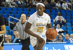 Onyenwere Paces No. 11 Bruins in Rout of The Beach