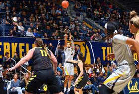 Cal Victorious Over Oregon, 65-54