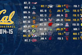 Cal's Pac-12 Schedule and Game Times Announced