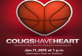 WSU Host 8th Annual Cougs Have Heart Game Sunday