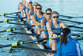 No. 9 UCLA Rowing Races in NCAA Championship Semifinals
