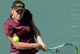 No. 24 Tennis Hangs on to Defeat San Jose State 6-1