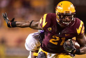 ASU Football's Strong To Forgo Senior Season, Enter NFL Draft