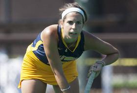 Lara Kruggel Surpasses 100 Points in Cal's 4-1 NorPac Win