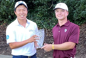 Eddy Lai Records First Career Victory in Georgia