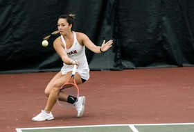 Women's Tennis Returns To Action Against UC Irvine and Loyola Marymount