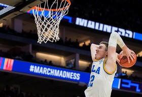 UCLA Defeats Kent State, 97-80
