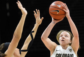 Buffs Fall Behind Early, Struggle In 67-56 Loss To Cougars