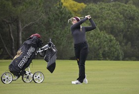 Women's Golf Improves by Nine Strokes on Day Two of Northrop Grumman