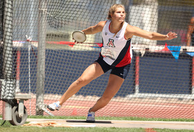 Arizona Track Wraps Up Day One at Triton Invitational, Look Ahead to Big Day Two