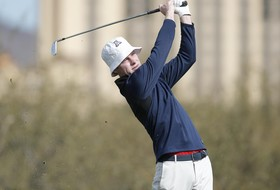 Arizona in 9th After First Round of John Burns Intercollegiate