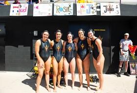 #8 Sun Devil Water Polo Honors Seniors, Splits Saturday